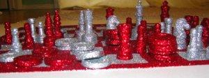 glitter chess