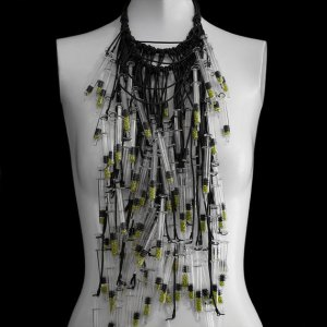 Goth necklace