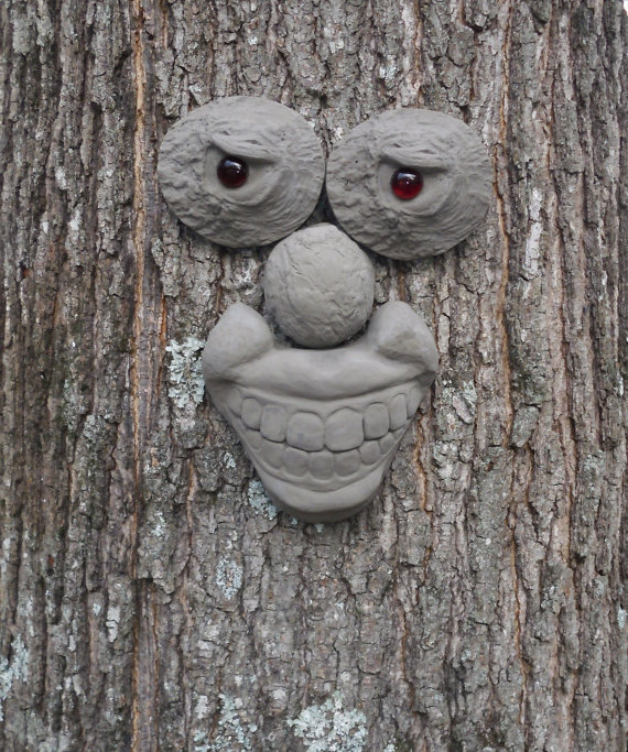 fairy tree face
