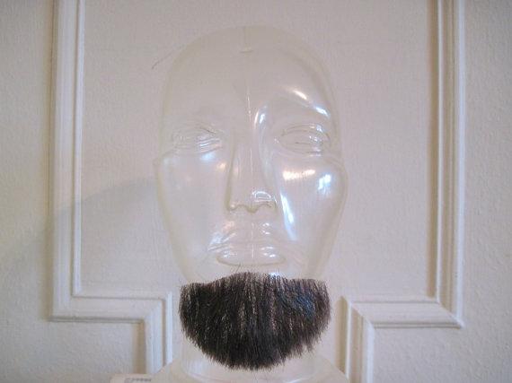 human hair goatee