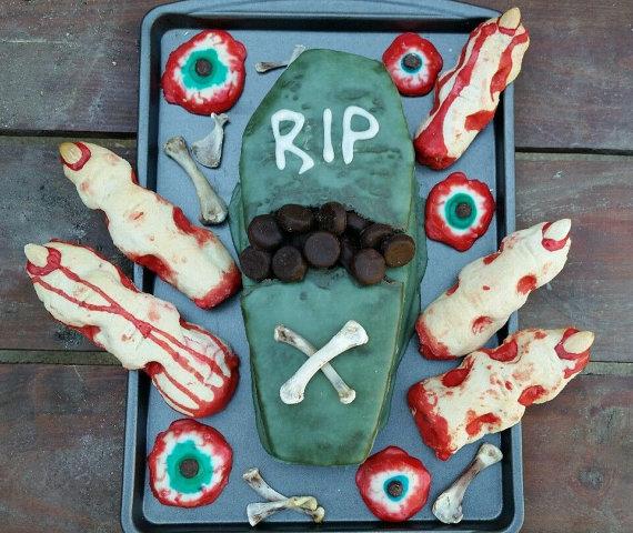 bloody cookies